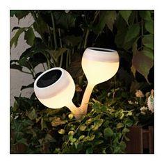SOLVINDEN Barra/ilum solarLED - IKEA