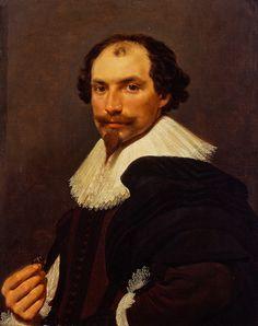 Portrait of a Man, Daniel Mijtens