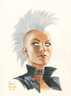 Storm by Paolo Rivera