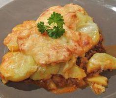 Kartoffelgratin Bologneser Art   Thermomix Rezeptwelt