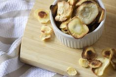 Parsnip Chips Recipe