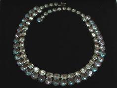 Vintage Kramer Saphiret Necklace - La Perlerie*Ange(ラ・ペルリ*アンジェ)