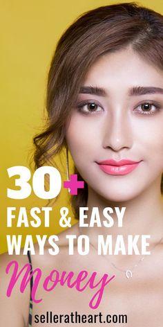 30 Ways Make Money F