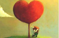 O amor que se respeita, se rega todos os dias