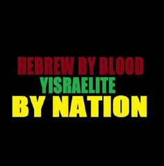 real jews the 12 tribes are hebrew isrealites