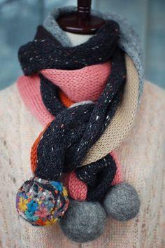 Winter Wonderland with handmade goodies from dadaya...