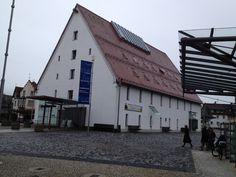 Biberach Stadsbibliotek