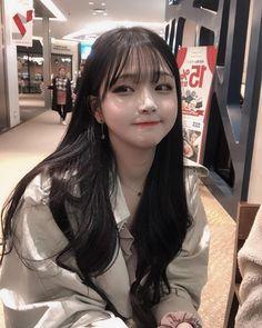 Pretty Korean Girls, Cute Korean Girl, Cute Asian Girls, Beautiful Asian Girls, Cute Girls, Ulzzang Hair, Ulzzang Korean Girl, Jung So Min, Girl Korea