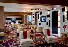 Concierge lounge at Dallas Marriott City Center. #dallashotels #marriottrewards