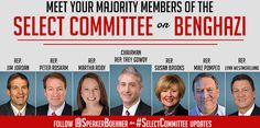 BOOM: Benghazi Committee Filled With Attorneys and Prosecutors---- Grab a seat kids this is going to be a good show