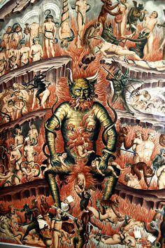 Great Tartaria through the eyes of medieval Christian theologians of Europe Arte Horror, Horror Art, Medieval Art, Renaissance Art, Satanic Art, Arte Obscura, Demon Art, Macabre Art, Occult Art