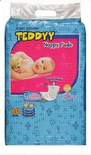 Best selling nappi pads for baby