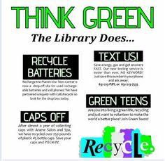 Recycling in Port Jefferson