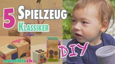 5 Must-Haves unter den Spielzeugen für Babys und Kleinkinder, die super einfach und schnell selbst gemacht sind und eure Kids lange Zeit beschäftigen. Danke ...