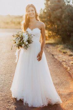 Beach Wedding Dresses,Dresses For Brides,Bridal Gown on Storenvy #weddingdress