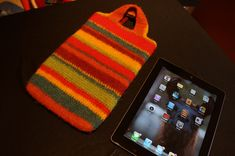 iPad Felted Mini