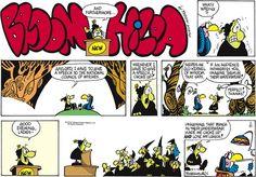 Broom Hilda Comic Strip, November 27, 2016     on GoComics.com