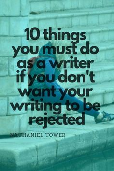Do these 10 things every time you submit your writing and you'll never be rejected again 10 things you must do as a writer if you don't want to be rejected Article Writing, Writing Advice, Writing Resources, Writing Help, Writing Skills, Writing A Book, Writing Notebook, Cursive, How To Write Fanfiction