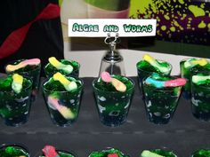Teenage Mutant Ninja Turtles Birthday Party Ideas | Photo 12 of 39 | Catch My Party
