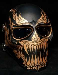 ARMY OF TWO MASK PAINTBALL AIRSOFT PROP PHI TA KHON SAVE THAILAND NO.3