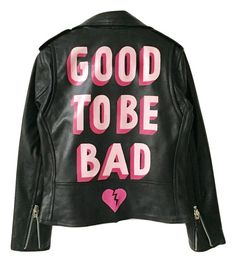Image of GOOD TO BE BAD