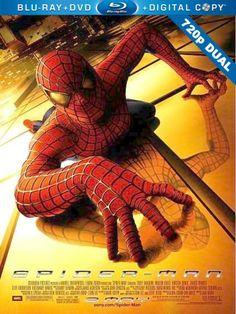 Orumcek Adam 1 - Spider-Man 1 - 2002 - 720p - Dual - Turkce Dublaj Bluray 720p Cover Movie Poster Film Afisleri - http://720pindir.com/Orumcek-Adam-1-Spider-Man-1-2002-720p-Dual-Turkce-Dublaj-indir-6742