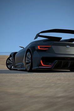 Subaru Vision GT