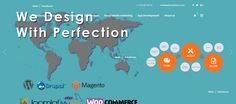 Web Design Company  WebsolutionsZ.com providing Web Design and Development Services, Mobile App Development, E-commerce, SEO and Internet Marketing all in one Place.