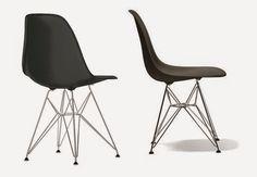Anders 2015: 2. Toegepaste kunst steeds weer anders In 2004 ontwikkelde Bertjan Pot samen met Marcel Wanders de 'Carbon Chair', helemaal gemaakt van ultra modern materiaal, namelijk koolstofvezels. De stoel is sterk en weegt maar 1,1 kilo! Het model kopieerde hij (alsof je met carbonpapier iets overtrekt) van een 50 jaar oude stoel van de beroemde Charles Eames.