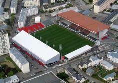 Stade Francis-Le Blé, Brest, France (Stade Brestois 29)