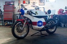 Yamaha RD400 TZ