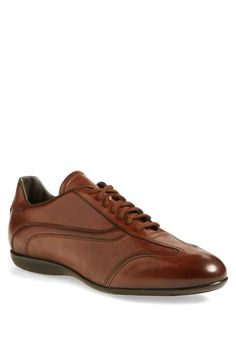 Santoni+'Pike+Low+Pro'+Sneaker+(Men)+available+at+#Nordstrom