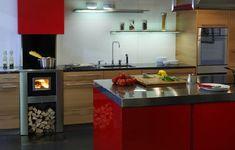 cozinhas com fogao a lenha