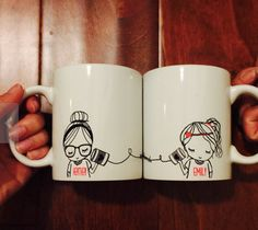 9 Cute Matching BFF Gifts For All Your Long Distance Friends Going Away To College