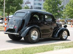 Greg Davis's 1948 Ford Anglia - 2009 Goodguys Nashville Top 100