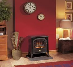 Our electric stove fires combine traditional log-effects with intuitive, modern design. Buy your electric stove fire online or from our Manchester store. Electric Wood Burning Stove, Electric Log Burner, Electric Fires, Wood Burning Fires, Stove Fireplace, Diy Fireplace, Mantle, Dimplex Electric Fireplace, Dimplex Fires