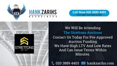We are attending Strettons Auction today! If you are looking to find out what we have an exclusive bridging and BTL finance options please call us on 020 3889 4404 Real Estate Uk, Tuesday, How To Find Out, Finance, Commercial, Auction, Logos, Logo, Legos