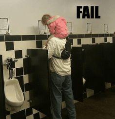Dad's fail
