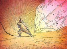 Résultat d'images pour moebius les cristaux fous
