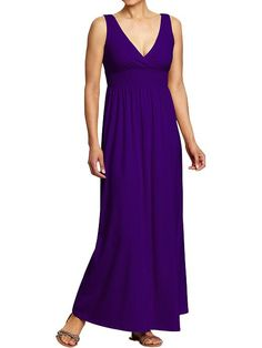 purple old navy(they do petite dresses)