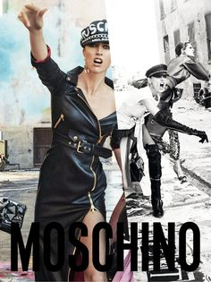 Kampagne to watch: Moschino Fall 2016 | Interview