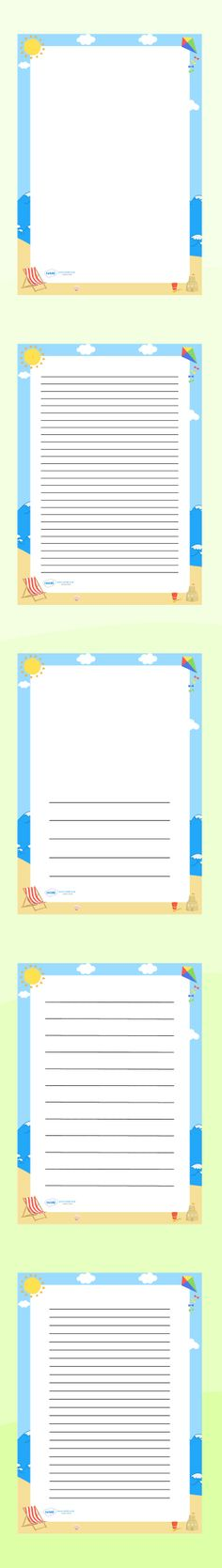 bordered pages for creative writing Border papers i abcteach provides over 49,000 worksheets page 1  seven pages of writing prompts and other activities related to writing and poetry, with a rain .