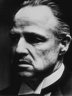 """The Godfather (1972) """"I'm gonna make him an offer he can't refuse."""""""