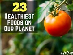 What could define healthy eating better than the world's healthiest foods? Eat these superfoods to help transform your health.