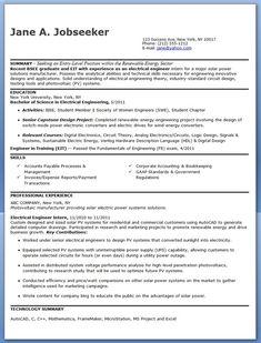 Civil Engineer Resume Sample (Entry-Level) | Creative Resume ...