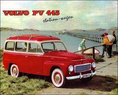 Volvo 1957