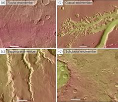 Many of Mars stream valleys might have formed under an ice sheet Mars Surface, Ice Sheet, Led Board, Here On Earth, Might Have, The Martian, Mars, Streamers