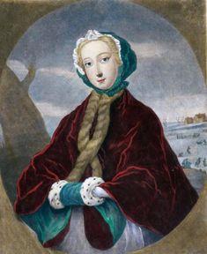 1745 January. Thomas Burford (British artist, 1710-1770)