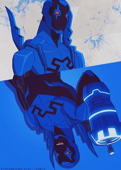 Blue Beetle ~ Young Justice