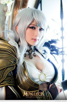 Monarch: Heroes of a New Age. Cosplay by Spiral Cats team (20 Pics)